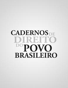 Livro Cadernos de Direito do Povo Brasileiro - Volume 1